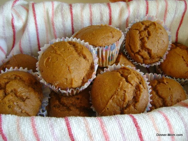easy pumpkin muffins 015