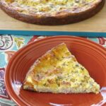 Crustless Quiche to Make Ahead and Freeze