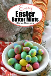 Easy Easter Butter Mints Pin