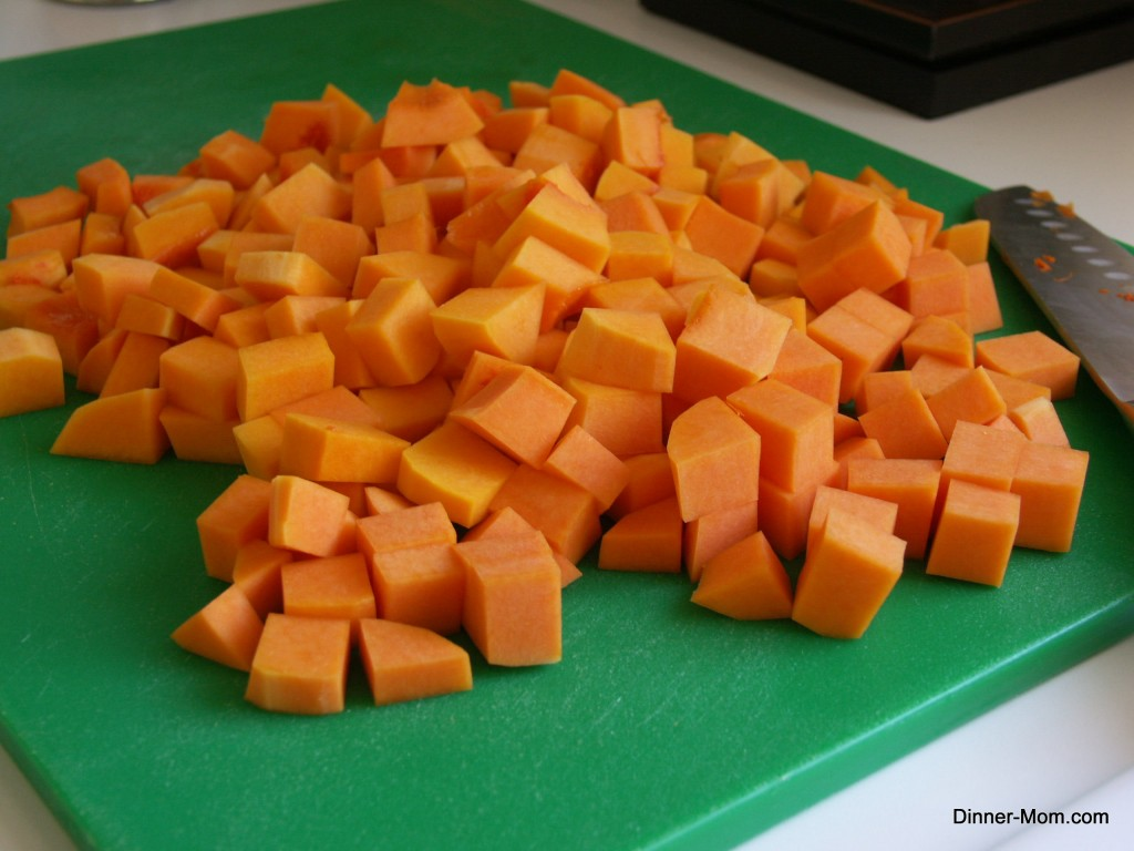 Butternut Squash Chopped