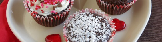 vegan chocolate cup cakes f