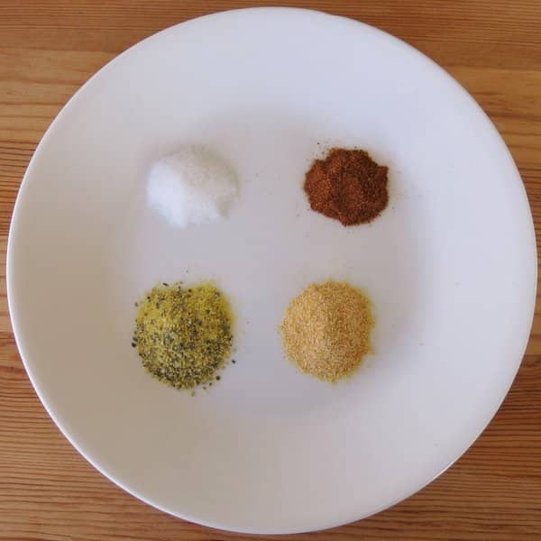 Spices for Lemony Baked Basa Recipe