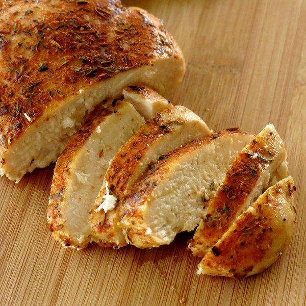 Baked Blackened Chicken Breast Recipe