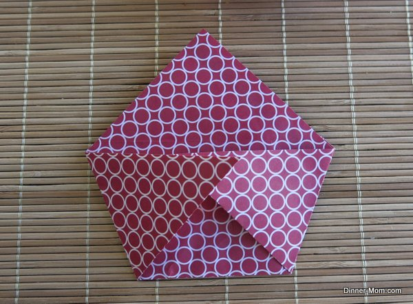 Fold for Origami Cup