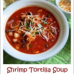 Shrimp Tortilla Soup – Ready in 30 Minutes!