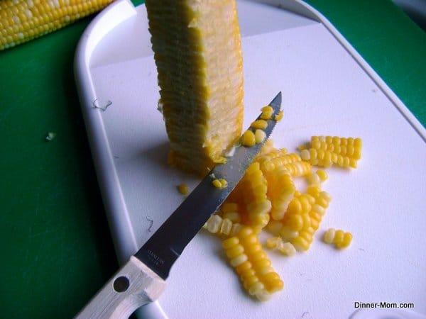 Fresh Corn off the Cob