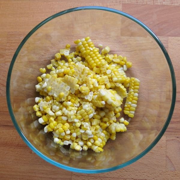 Fresh Corn off the Cob