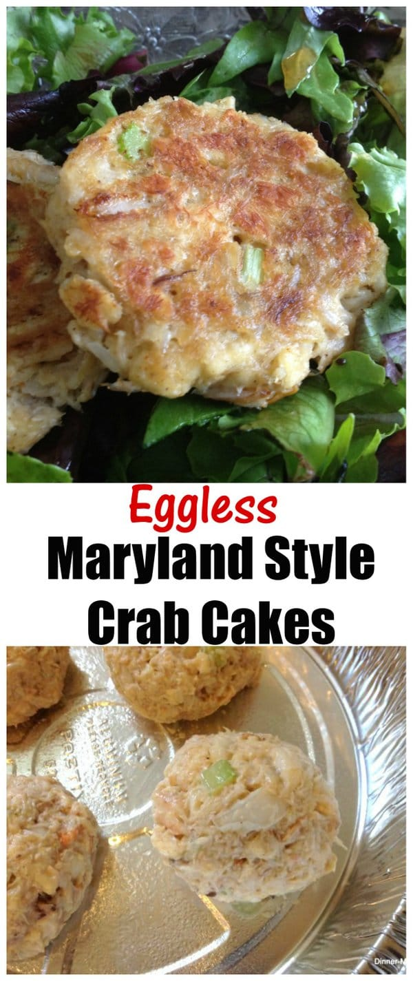 The Best Maryland Style Crab Cake Recipe Made 100 S Of Times At Our Meal Assembly