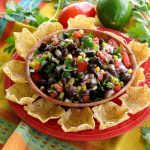 Recipe for Fresh Corn and Black Bean Salsa