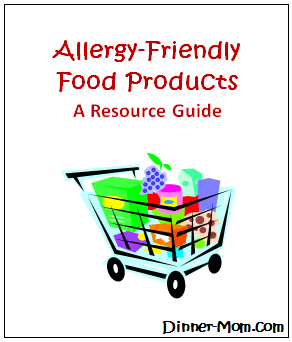 Allergy Friendly Food Products