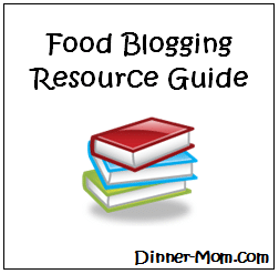 Food Blog Resources Guide
