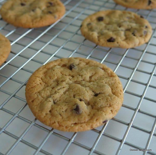 perfect vegan chocolate chip cookies 055