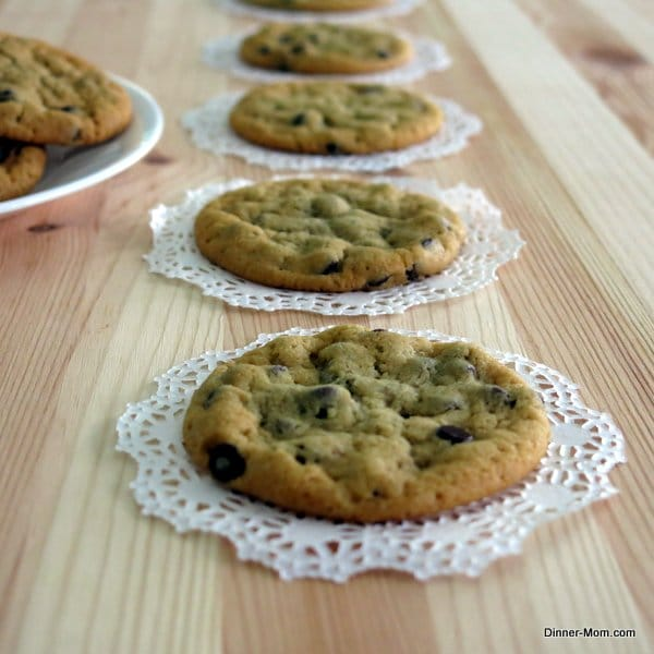 perfect vegan chocolate chip cookies 088
