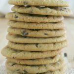 best vegan chocolate chip cookie recipe pin
