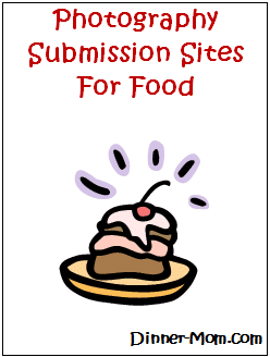 Photography Submission Sites for Food