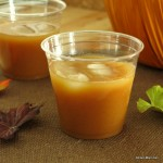 Pumpkin Juice Harry Potter Style