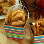 Baked Apple Chips – Slice and Bake!