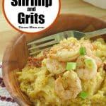 Skinny Shrimp and Grits Pin