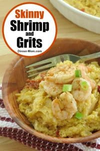 Skinny Shrimp and Grits Pin