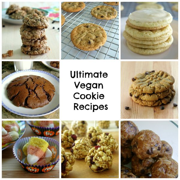 Ultimate Vegan Cookie Recipes