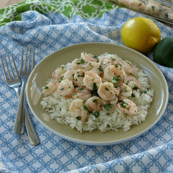 Lemon And Cilantro Shrimp Recipes — Dishmaps