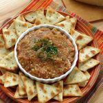 Roasted Eggplant Parmesan Dip – Without Tahini!
