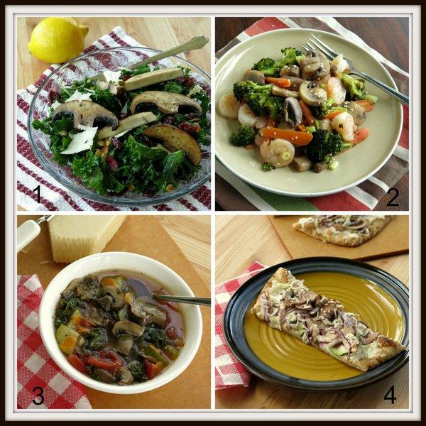 Collage Week 2 MushroomMakeover