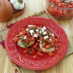 Gluten-Free Chicken Bruschetta #shop