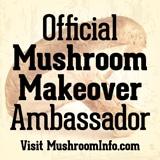 MushroomMakeover Ambassador Badge