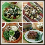 Healthy Meatloaf Recipe and #MushroomMakeover Week 1