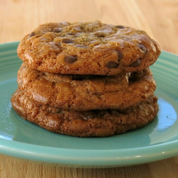 Brown Butter Chocolate Chip Cookies Is It Worth It