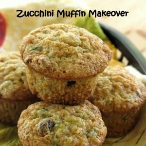 Zucchini Muffins Get a Makeover