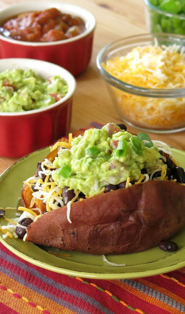 Crock Pot Baked Potatoes and 20+ Topping Ideas - The Dinner-Mom