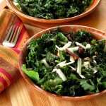 Crispy Kale Chips – Salad Topper or Snack!