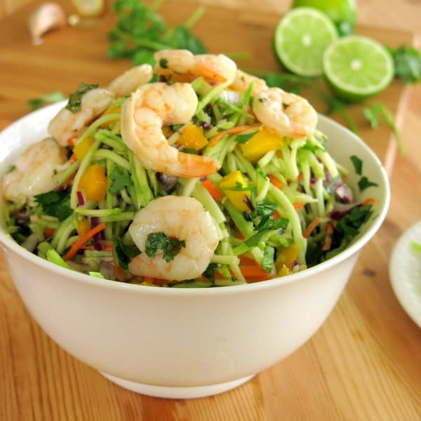 Margarita Shrimp and Slaw Recipe