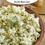 Healthy Popcorn Pin