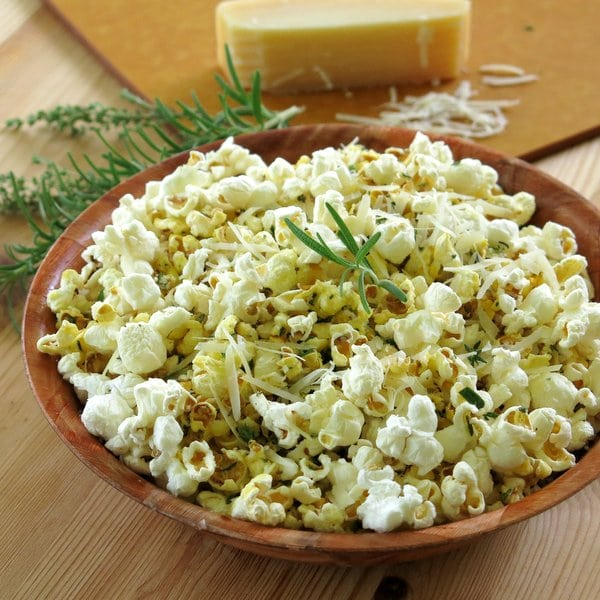 the wire on herb lemon buttered popcorn brown butter and lemon popcorn ...