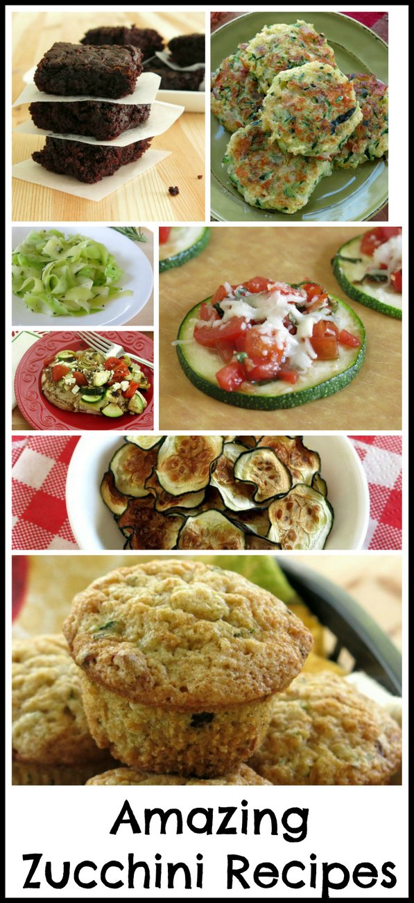Amazing Zucchini Recipes