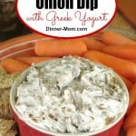 Caramelized Onion Dip Pin