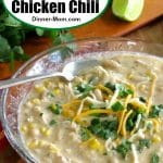 Creamy White Bean Chicken Chili Pin