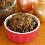 Slow Cooker Caramelized Onions for #SundaySupper
