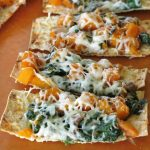 Butternut Squash Caramelized Onion Pizza