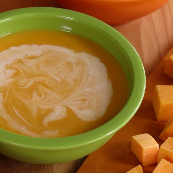 Creamy Butternut Squash Soup Recipe