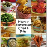 15 Healthy Alternatives to Potato Chips