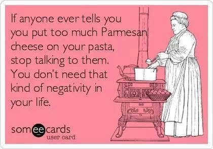Parmesan Cheese E Card