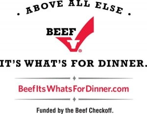 The Beef Checkoff Logo
