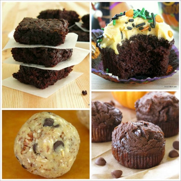 Healthy Chocolate Dessert Recipes with Secret Ingredients