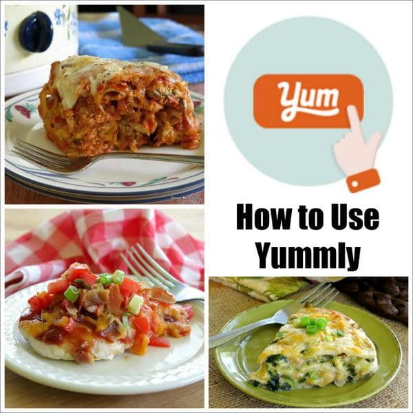 How to Use Yummly graphic