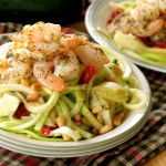 Shrimp Zoodles in 30 Minutes or Less