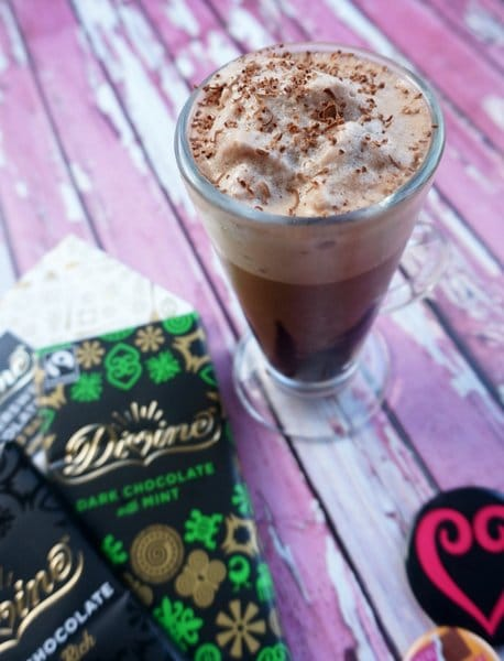 Skinny-Mocha-Frappuccino by The PinterTest Kitchen